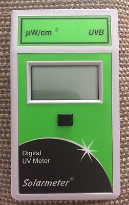 Solarmeter Model 6.2 Digital UVB Meter - Measures 280-320 nm