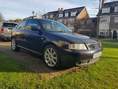 **Audi A3 1.9 TDi Sport. ONLY 73k miles, Lady owner for 11 years**