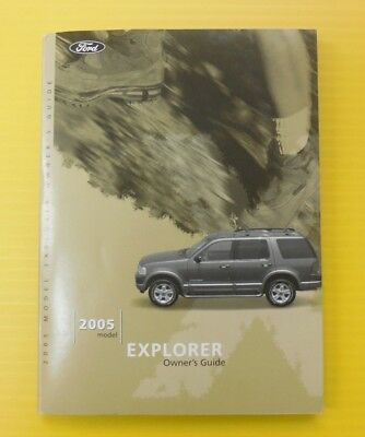 expedition 05 2005 ford owners owner s manual all ford expedition rh picclick com 2005 ford expedition owners manual pdf 2005 ford expedition service manual