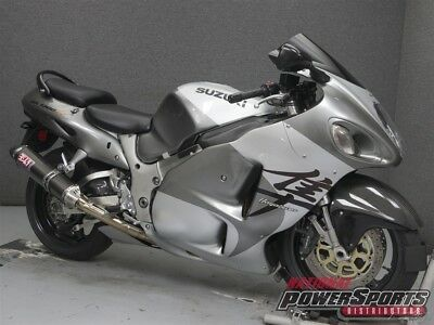 Suzuki GSX1300R HAYABUSA  2002 Suzuki GSX1300R HAYABUSA Used FREE SHIPPING OVER $5000