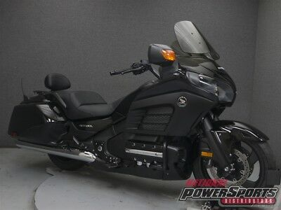 Honda Gold Wing®  2013 Honda Gold Wing GL1800 GOLDWING F6B Used FREE SHIPPING OVER $5000