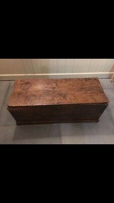 17th century farm  chest trunk