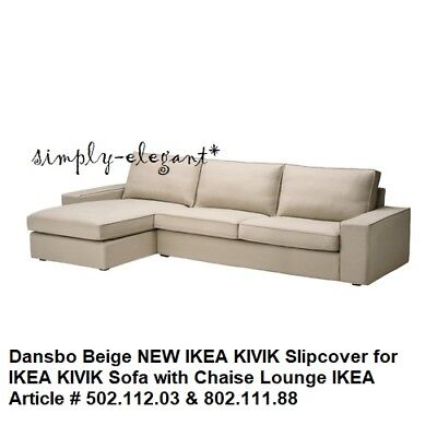 Tremendous Ikea Cover For Ikea Kivik Sofa With Chaise Longue Slipcover Ibusinesslaw Wood Chair Design Ideas Ibusinesslaworg