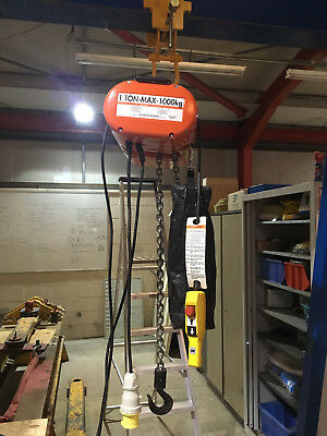 Brand New Lodestar Electric Chain Hoist