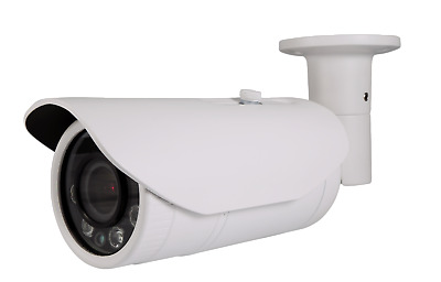 5MP PoE Security IP IR Night Vision Camera w/ 3.3-10.5mm Motorized Lens ONVIF