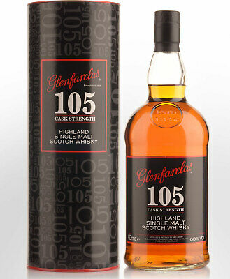 Glenfarclas 105 Cask Strength Single Malt Scotch Whisky (1000ml)