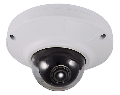 5MP PoE Security IP IR Night Vision Mini Dome Camera w/4mm Lens ONVIF