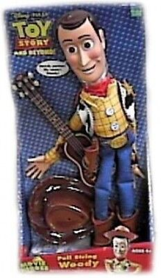 Disney Toy Story & Beyond Talking Pull String Woody Doll. Hasbro. Best Price