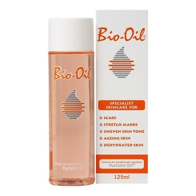 Bio-Oil 125Ml For Scars Stretch Marks Ageing And Dry Skin With Purcellin Oil