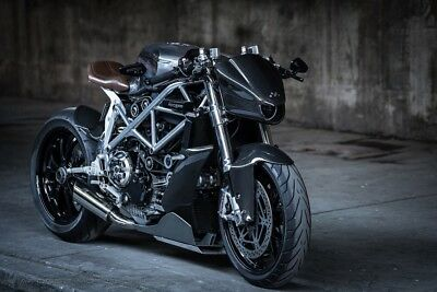 2008 Custom Built Motorcycles Other  ducati motorcycle 1098 completly customized ( built in  2015 )