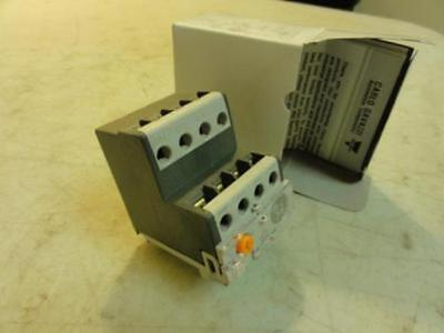 39802 New In box, Carlo Gavazzi GT12S Thermal Overload Relay, 9A