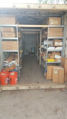 20' One Trip Containers full of new telecom parts