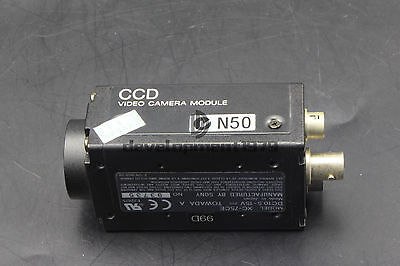 Sony Xc-75Ce Ccd Camera Vision System Tested