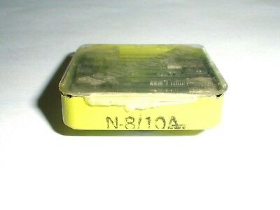 333.800 Littelfuse 8/10A (.800A) 1252V Time Delay Type N Cartridge Fuse 5 pieces