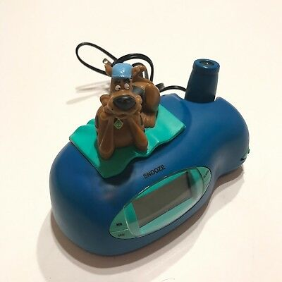 Scooby Doo Alarm Clock By Valdawn , Works, Digital, Electric, Projection