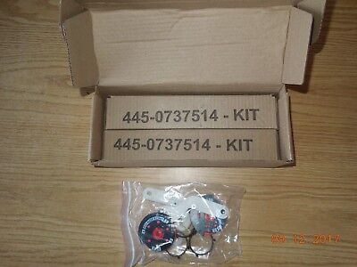 NCR ATM Double Pick Line and Cluster Gear Set - Part Number: 445-0737514 Kit