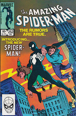 The Amazing Spider-Man #252 (May 1984, Marvel) Perfect Condition