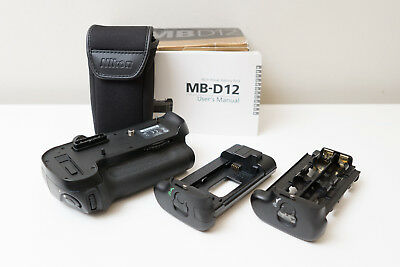 Nikon MB-D12 Grip Multi Power Battery Pack for D810 D800 D800E ~$266 use P5OZZIE