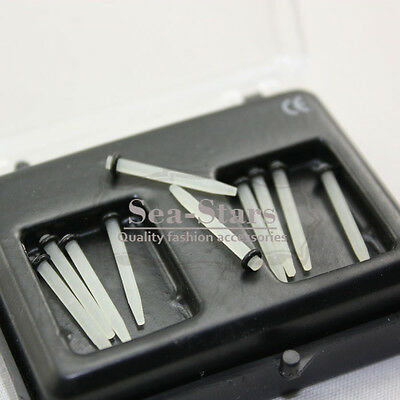 NEW BAND Dental 10 PCS Smooth Fiber Post Single Refilled Package Size 1.6 MM