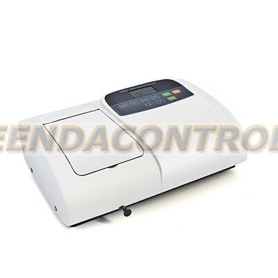 UV Ultraviolet Visible Spectrophotometer Bandwidth 4nm 200-1000nm ±1nm 0.5nm