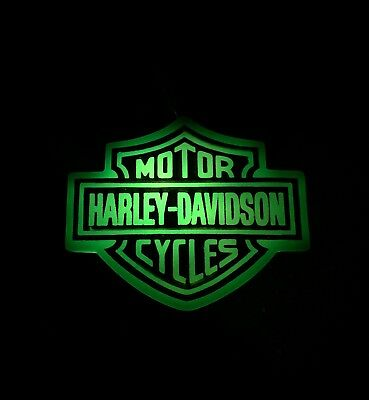 Harley Davidson Bar & Shield Christmas Light Covers X 20, Genuine HD Item