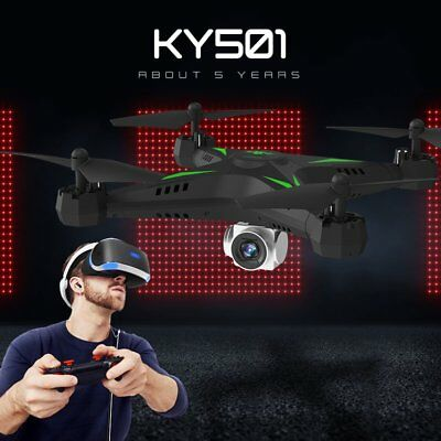 New KY501 Foldable With Wifi FPV HD Camera 2.4G 6-Axis RC Quadcopter Drone Toys