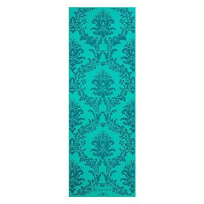 (neo-baroque) - Gaiam Print Yoga Mat. Free Delivery