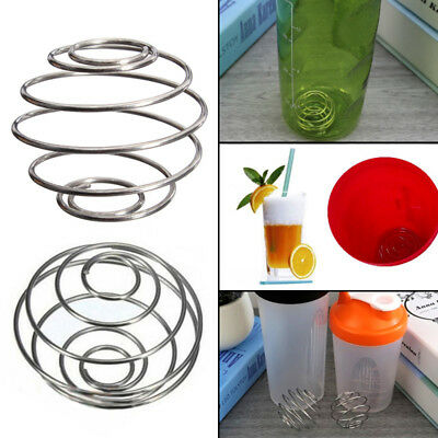 Blender Whisk Protein Wire Mixing Mixer Ball For Shaker Drink Bottle Cup Blend