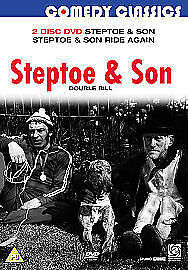 Steptoe & And Son - The Movies Films 1 & 2 Double Dvd New