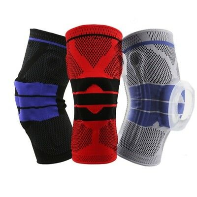 (Medium, Black) - K-mover Spring Brace Compression Sleeve Support for Sports,