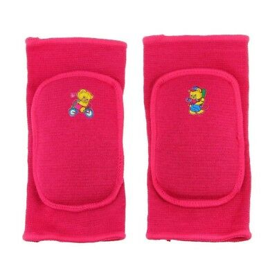 (S:3-8 years old, Rose red+Cartoon) - BXT Kids Children Boys Girls Stretchy