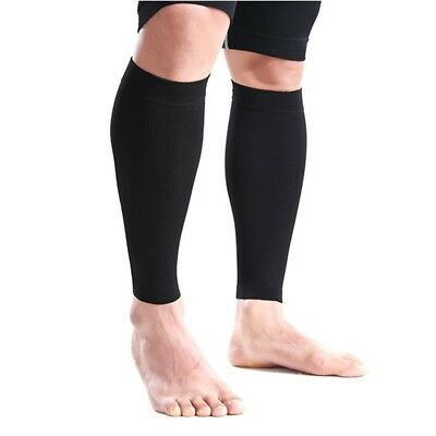 (Small) - Doober 1 Pair Mumian S06 Sports Calf Sleeve Leg Compression Socks