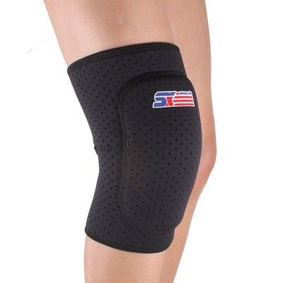 (Large) - Thicken Breathable Sports Neoprene Knee Sleeve Compression Support