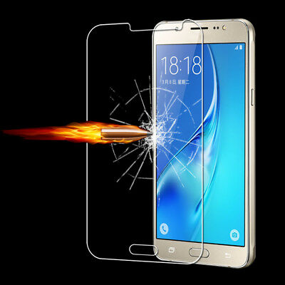 Tempered Glass Screen Protector Film for Samsung Galaxy J5 /J7 Prime Note 2/3 mk