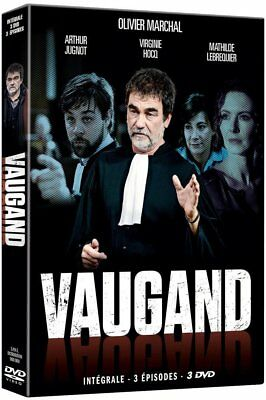 Dvd Vaugand - L'integrale Neuf