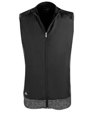 (Medium, Black) - adidas Golf Women's Rangewear Vest. Unbranded. Free Shipping