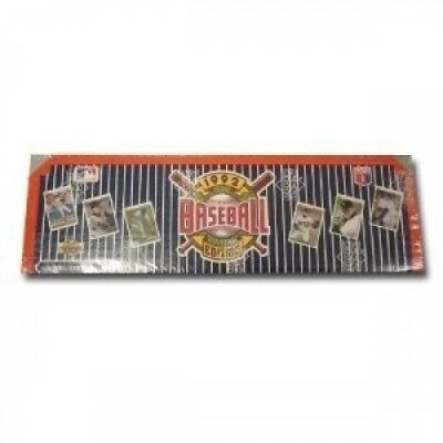 MLB 1992 Upper Deck Complete Factory Set. Delivery is Free