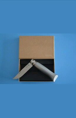 Opinel collector ALUMINIUM collection canif knife OPINEL n 8  Alu neuf