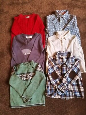 Boys clothing bundle 18-24 months. John Lewis, Marks and Spencers etc.