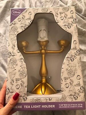 Primark Disney Beauty And The Beast Lumeire