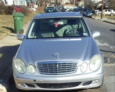 2004 Mercedes-Benz E-Class  mercedes-benz e320 4matic