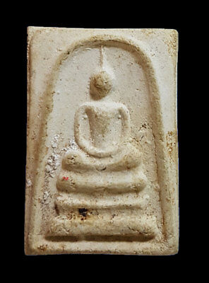 Rare Phra Somdej Wat Bang Khunprom B.e2509 Old Magic  Thai Amulet