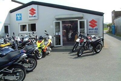 Motorcycle Business For Sale In the Isle of Wight