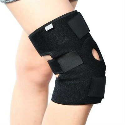 Knee Brace Support-OUTAD Breathable Nylon Neoprene Athletics Knee Compression