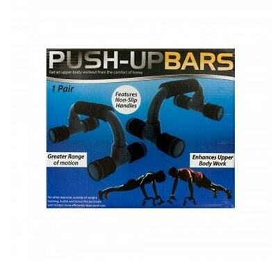 Pro Exercise Push Up Bars 1 Pair. Unbranded. Free Delivery