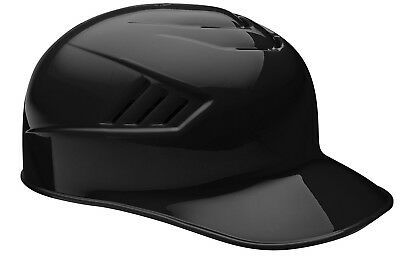 (17cm , Black) - Rawlings Pro Base Coach Helmet. Shipping is Free