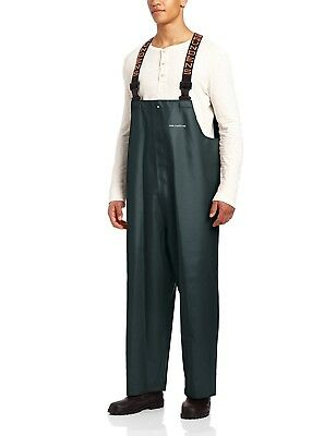 (XXX-Large, Green) - Clipper Bib Pant. Grundens. Delivery is Free