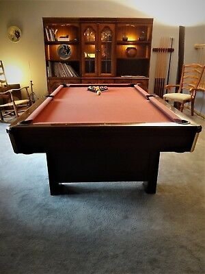SAUSALITO Pool Table American Heritage Billiards Pool Table - Brunswick sherwood pool table