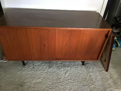 1950s-60s FLORENCE KNOLL Compact Credenza/Cabinet-Eames/Danish Modern Era