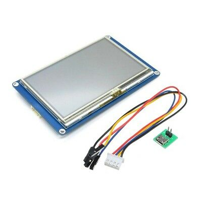 43 Inch Nextion Hmi Intelligent Smart Usart Uart Serial Touch Tft Lcd Module
